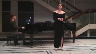 Г. Доницети: Convien partir - арија из опере ''Кћи пука''