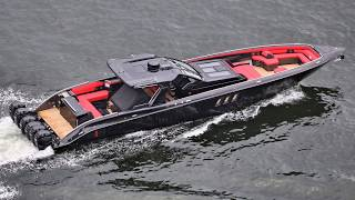 Miami Yachts and Boats - New Cigarette Tirranna powered by SIX Mercury 400Rs
