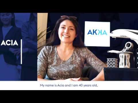 Outstanding women: Acia