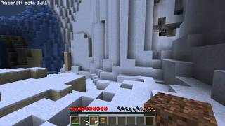 "Minecraft - Frozen Terror! - 01 - ""All Along The Watchtower!"""