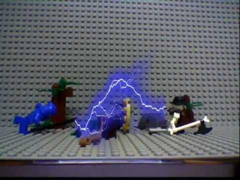 lego ninjago electric jay