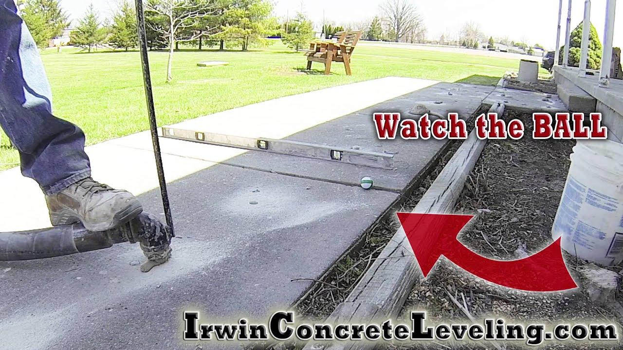 Concrete leveling dont replace concrete pump it up youtube concrete leveling dont replace concrete pump it up solutioingenieria Images