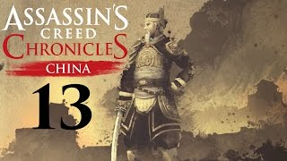 Assassins Creed Chronicles China #13 Auf der Großen Mauer - Lets Play Assassins Creed Chronicles