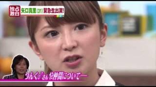 矢口真里さんがミヤネ屋に生出演し、一連の騒動について謝罪しました。 ...