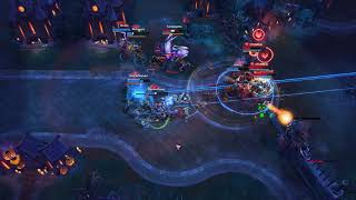 Heroes of the Storm - Gold Wombo Combo