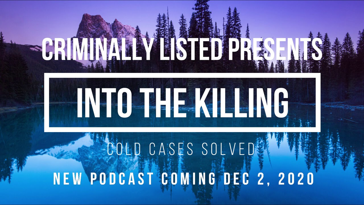 New Criminally Listed Podcast -