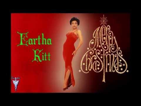Eartha Kitt - Santa Baby (1954) - YouTube