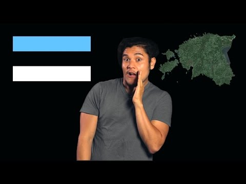 Geography Now! Estonia