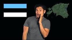 Geography Now! Estonia