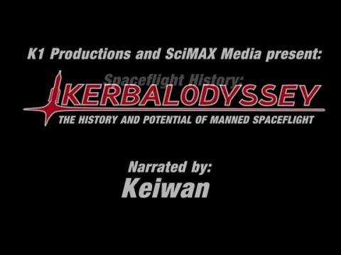 KerbalOdyssey - Salyut Space Stations