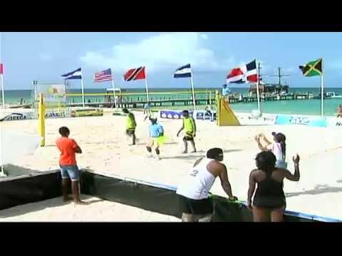 Norceca Beach Volleyball Tours - Dia 1 SegundaTanda - 26 Junio 2015