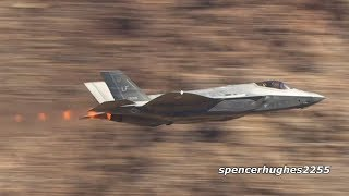 Star Wars Canyon F-35A Demo Team flybys! & more.. (June 2019)