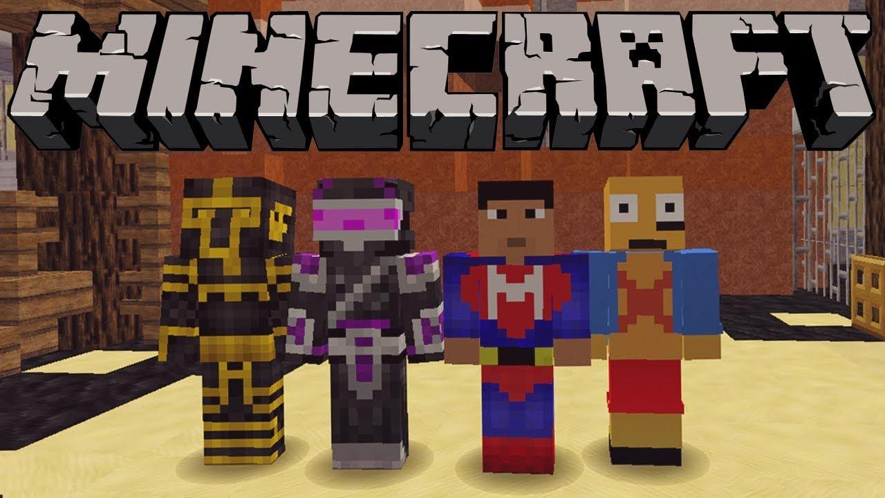 El Duelo De Youtubers Murder Mystery En Minecraft Youtube