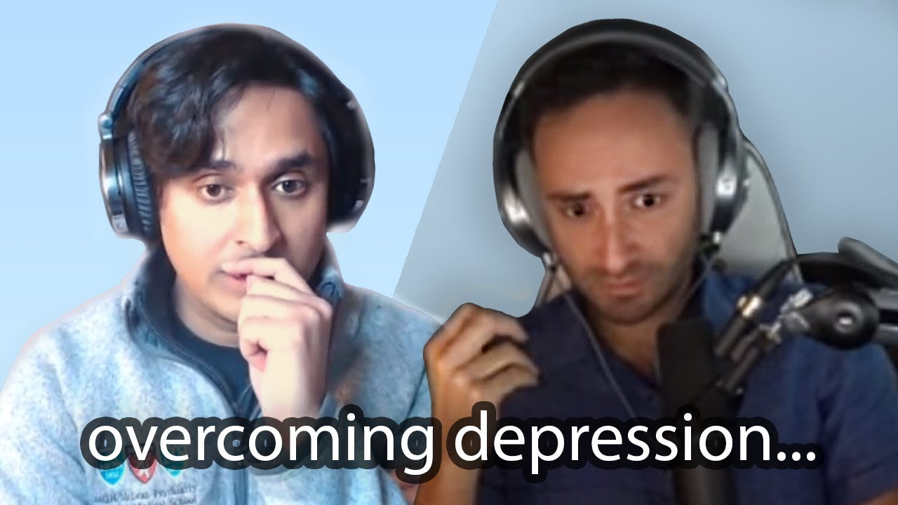 Download Reckful talks about his Depression with Dr. Kanojia