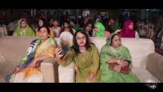 Gaye Holud Trailer - Tanha & Anik - 20 Feb 2017 - Shaheed Moazzem Hall - Artland