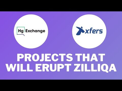 Zilliqa WILL ERUPT Off These Projects! - HG EXCHANGE - XFERS - Leading Zilliqa Adoption!