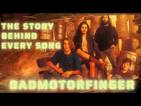 Soundgarden Badmotorfinger: The Story Behind Every Song Mp3