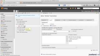TYPO3 Extensions news (Teil 1 von 5) - Installation & Konfiguration