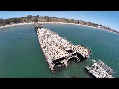 FPV - Sea Cliff State Beach, July2014