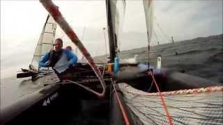 Formula 18 Cirrus Fast Forward HR2012 Race2 extreme sailing racing