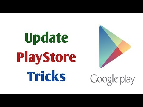 How To Update Google Play Store On Android | Telugu Tricks