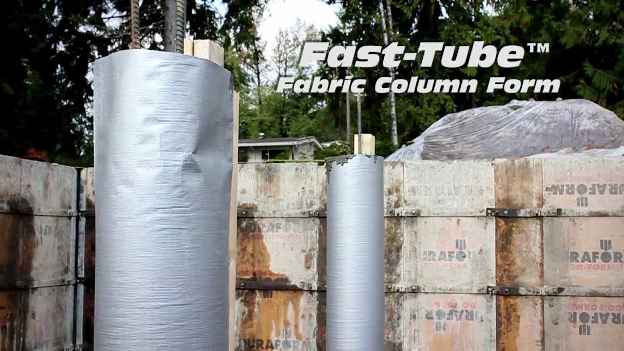 Concrete Tube Forms Fast Tube Concrete Column Form Sonotube Replacement