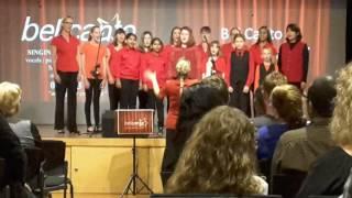 bel canto joyful ensemble singing Sing Sing a Song