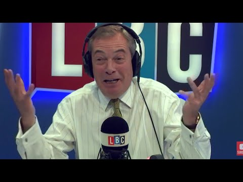 The Nigel Farage Show On Sunday: Brexit and Universities. 2/2 LBC - 29th October 2017
