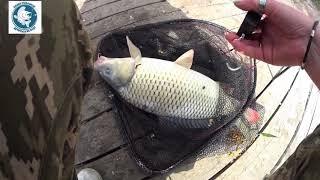 Нереально классная рыбалка в Одесской области