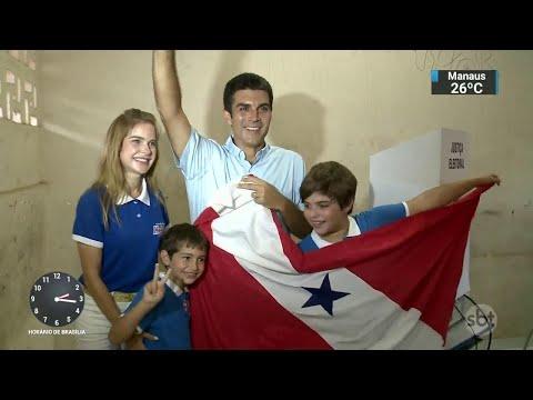 Pará elege Hélder Barbalho para o governo do estado | SBT Notícias (29/10/18)
