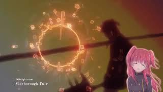 【JKBnightcore+AMV】Scarborough Fair(EN-末日空完結插曲)珂朵莉:我們下輩子再續前緣!~