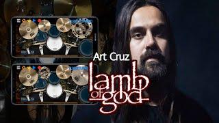 Art Cruz From Lamb Of God Preset Kit With Adio Sample