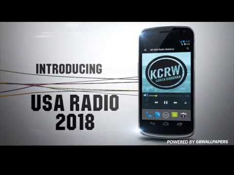 USA Radio Stations 2018 - All USA Hit Radio Stations