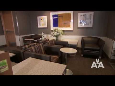 American Airlines And British Airways Open First Joint Admirals Club Lounge Denver