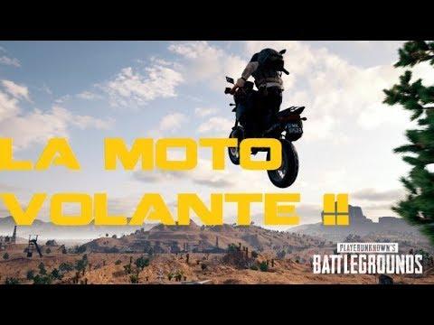 PLAYERUNKNOWN'S BATTLEGROUNDS Squad 3v3, La Moto Volante