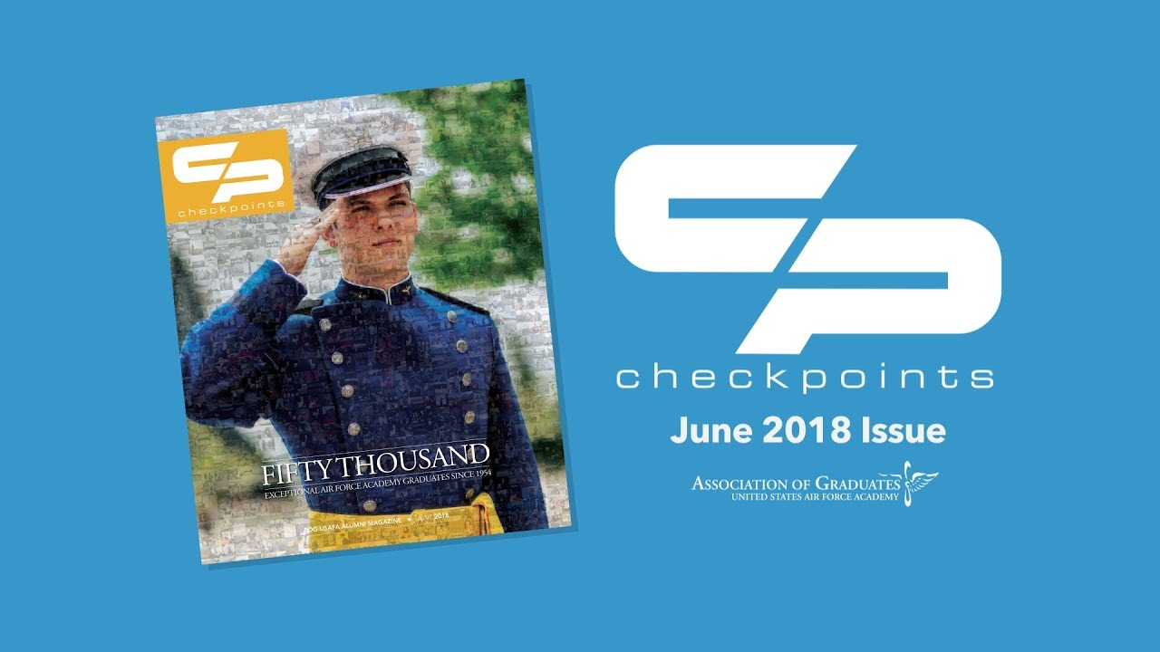 Checkpoints | US Air Force Academy AOG & Endowment
