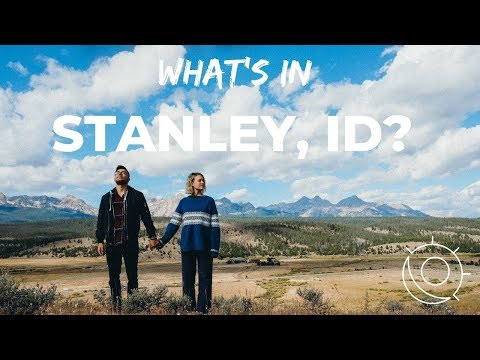 WHAT'S IN STANLEY, IDAHO? | by Sun and the Moon | + HOT SPRINGS