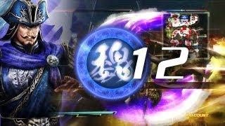 真三國無雙7 魏傳12 張遼「合肥之戰」 Dynasty Warriors 8 - Wei 12 - Z...
