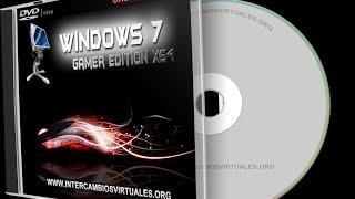Cambiar al español Windows 7 Gamer Edition 64bits