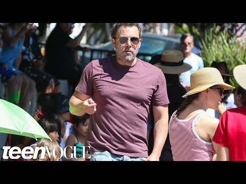 Ben Affleck Apologizes For Inappropriate Behavior | The Teen Vogue Take