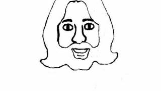 Bible Cartoon Drawing - Lord JESUS CHRIST