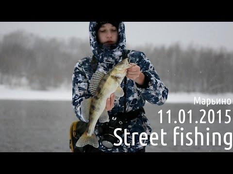 Зимний спиннинг от Street Hunters Team.