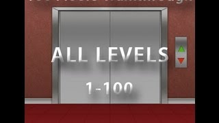 100 Floors - 1-100 Walkthrough ALL FLOORS