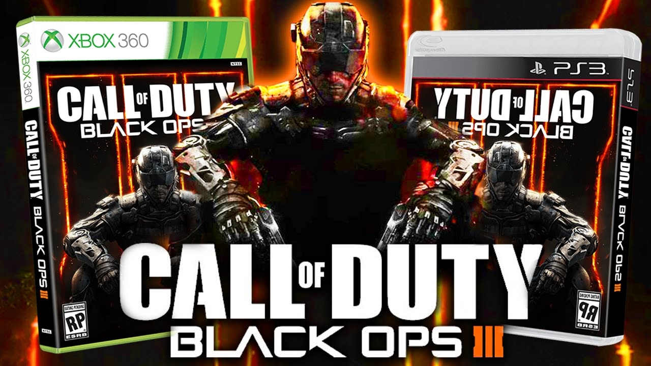 Call Of Duty Black Ops 3 Old Gen Xbox 360 Ps3 Nueva Info
