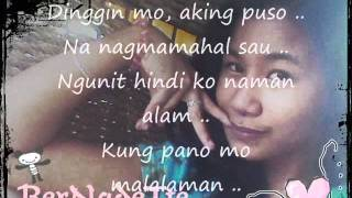 crazy little thing called love tagalog version someday [balang araw]