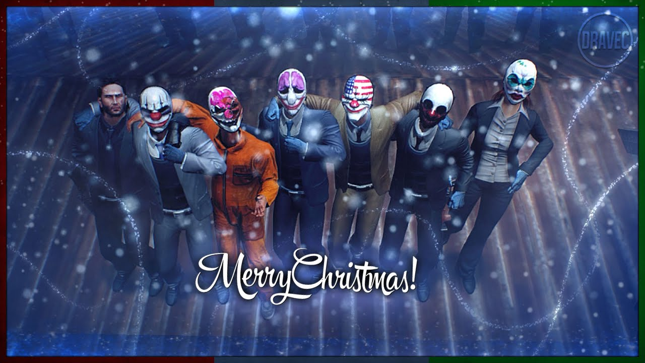 Payday 2: White Xmas Heist - Gameplay - YouTube