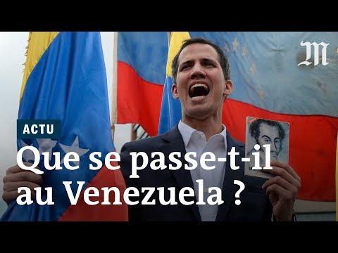 Venezuela : le point sur la crise politique
