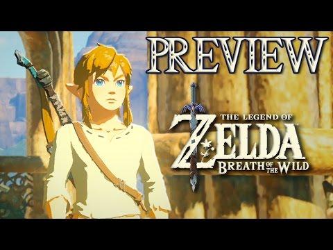 Zelda Breath of the Wild : MON AVIS APRÈS 2H DE JEU !