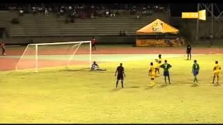 Guyana vs French Guiana - Group 6 - Caribbean Cup 2012