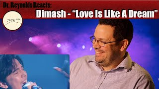 "Baixar Voice Teacher reacts and analyzes Dimash performing ""Love is Like a Dream"""